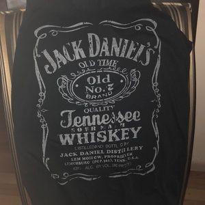 Tops - Jack Daniels Muscle tee